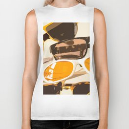 Let the sun shine - welcome spring and summer! Biker Tank