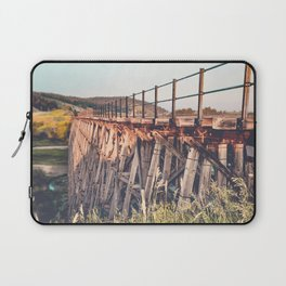 Spring Creek Trestle Laptop Sleeve
