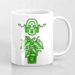 Eyeball Plant Coffee Mug