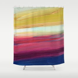 Summers Dance Shower Curtain