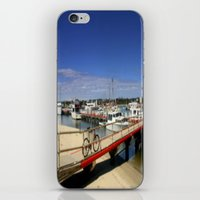 bicycle iPhone & iPod Skins featuring Bicycle  by Chris' Landscape Images & Designs