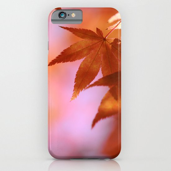 Fall Symphony iPhone & iPod Case