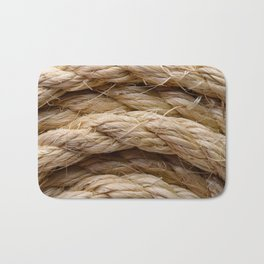 Sisal rope Bath Mat