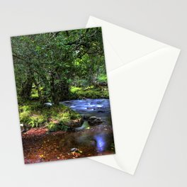 Quietly Flows The River Dart Stationery Cards