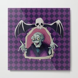 Tales from the Cryptkeeper Metal Print