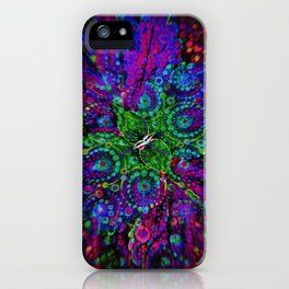 PINEAL GLAND iPhone Case