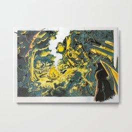 Chrono Trigger Metal Print
