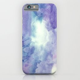 Wisteria Dreams iPhone Case