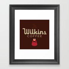 Wontkins Framed Art Print