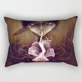 Mary Jane Kelly by Élian Black'Mor Rectangular Pillow