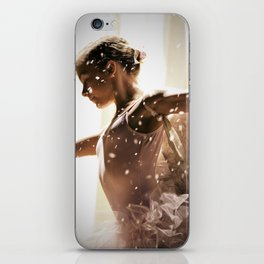 Angel Ballerina iPhone Skin