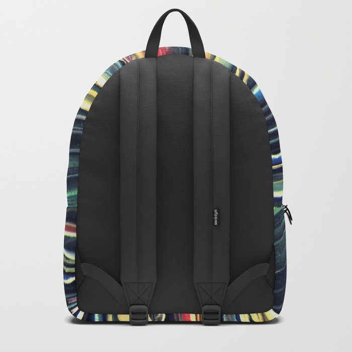 put your records on Backpack