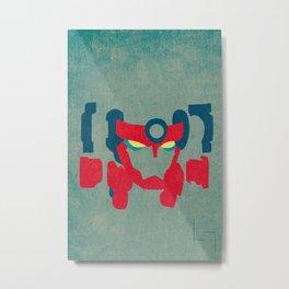 Lagann Metal Print