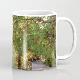 Through the woods Coffee Mug