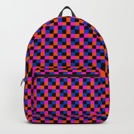 Continuous Pattern_001 Backpack