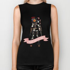 Fight Like a Girl: Big Sister Biker Tank