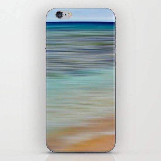 See the sea iPhone & iPod Skin