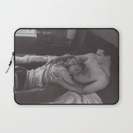 Home is Where the Heart Is Laptop Sleeve