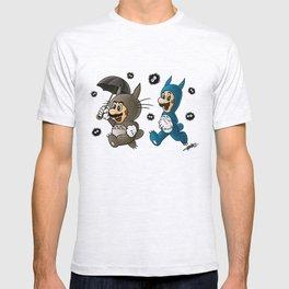Super Totoro Bros. T-shirt