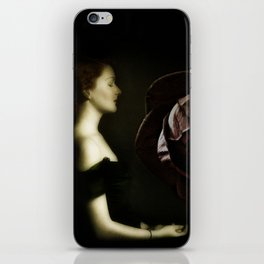In the Heart of a Rose iPhone Skin