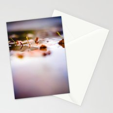 Leaf Reflect Stationery Cards