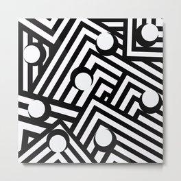 Humbug Metal Print
