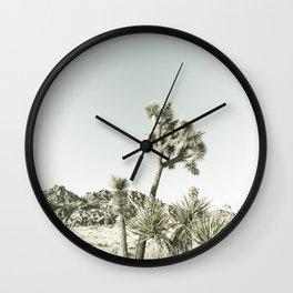 Joshua Tree National Park | Vintage Wall Clock