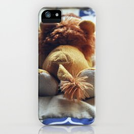 A Lonely One iPhone Case