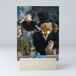Édouard Manet - The Café-Concert Mini Art Print