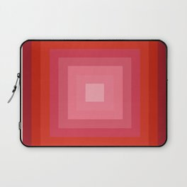 Buggin' Out - retro 70s throwback minimal art 1970s style abstract colorful Laptop Sleeve