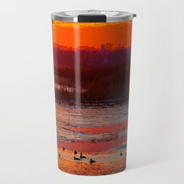 Duck Hole 2 Travel Mug