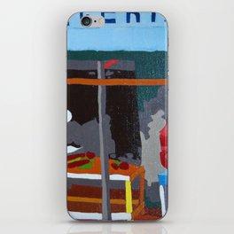 The Butcher iPhone Skin
