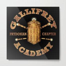 Gallifrey Academy Metal Print