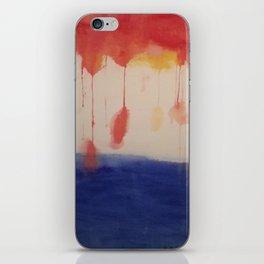 Gift of a Gumdrop Sky iPhone Skin