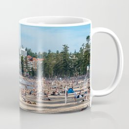 Manly Beach, Sydney Coffee Mug