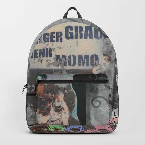 STRANGE DAYS ANGELA! Backpack