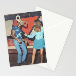 Danceophobia Stationery Cards