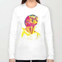 anatomy Long Sleeve T-shirts featuring Anatomy 210914 by Alvaro Tapia Hidalgo