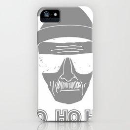 Heisenberg Ho Ho Ho iPhone Case