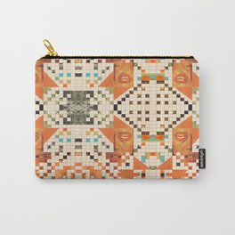 Orange poem Carry-All Pouch
