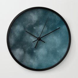Technological Current Wall Clock