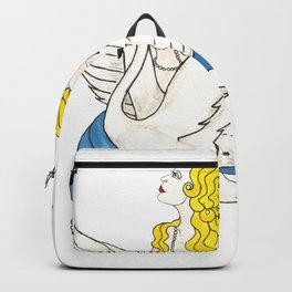 The Lady Aphrodite, The Golden Kypria. Backpack