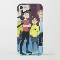 youtube iPhone & iPod Cases featuring Youtube Falls by bowtiewizard