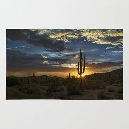 Southwest Style Sunset Skies Rug