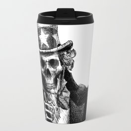 Uncle Sam Travel Mug