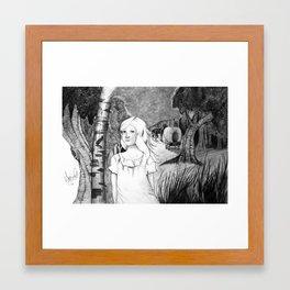 Ember - Ingrid Framed Art Print