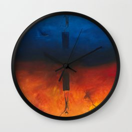 Hidden Craze Wall Clock