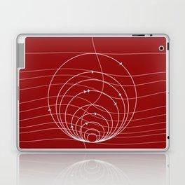 CIRCULAR_DIRECTIONS Laptop & iPad Skin