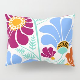 Wildflowers III Pillow Sham