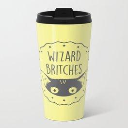 WIZARD BRITCHES Metal Travel Mug